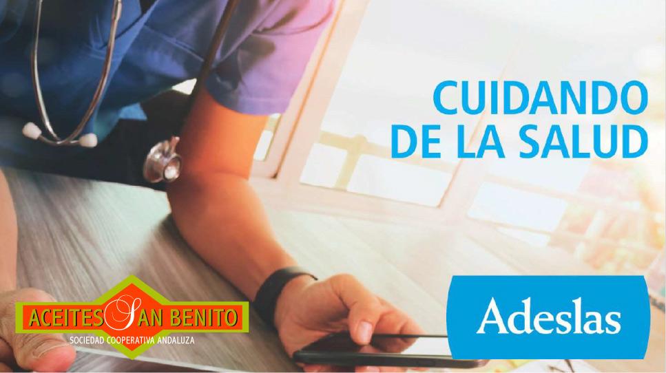 Seguro de salud para los socios de Aceites San Benito